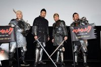 "picture of Private Screening Event Held for ""Berserk Golden Age Arc III: Descent"" 2"