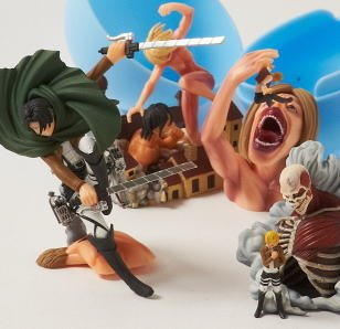 Attack on Titan Goods