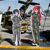 picture of The Four Sisters of the Fourth Anti-Tank Helicopter Squad are Celebrated One Last Time! 0