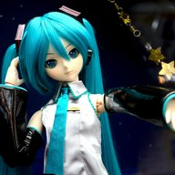 DD Hatsune Miku's beauty is mesmerizing!