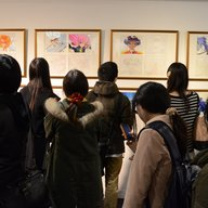 "picture of Passion and Excitement of ""Revolutionary Girl Utena"" Resurrected in Historical Photo Exhibition 12"