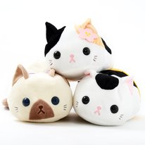 Utage Tsuchineko Plushies (Big)