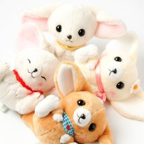 Feneky the Fennec Fox Picnic Plushies (Standard)