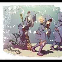 """Little Witch Academia"" (Official)"