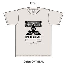 MITSUME heavy Industries Staff - SHINE -  T-Shirt