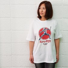 WAKUWAKU JAPAN Original Ultraman Nexus T-shirt Adult size Free
