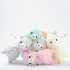 Goodnight Alpacasso Plushies (Mini)