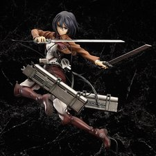 Attack on Titan Mikasa Ackerman 1/8th Scale Figure [Pre-order]