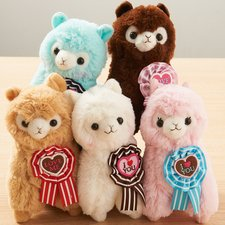 Alpacasso Plushies - Heartful (Large)