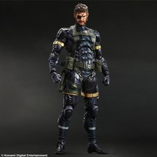 Metal Gear Solid V Play Arts Kai - Snake