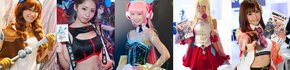 picture of Tokyo Game Show 2015: Booth Girls Collection