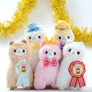 Alpacasso Waku Waku Party Plushies (Standard)