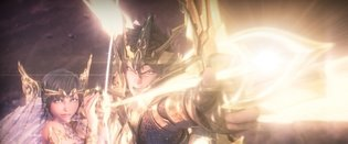 Second Trailer for *Saint Seiya* Movie Releases, Includes Yoshiki's Music Along with a Struggle Between the Bronze Saints
