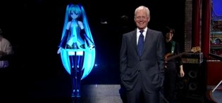 Have You Seen the Video? Hatsune Miku Appears on Popular CBS Program