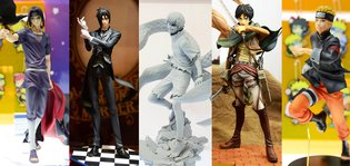 Looking Back at WonFes 2015 [Winter]! Part 1: Photo Collection of Cool & Comical Creations!