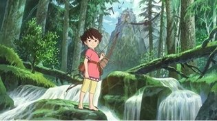 Polygon Pictures and Director Gorō Miyazaki Working on Ronia the Robber's Daughter to Take on Domestic TV Anime Market
