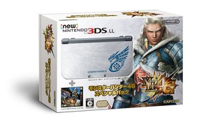 Packaging/Spec Details Revealed for *Monster Hunter 4 Ultimate* Special Pack Releasing on Oct. 11