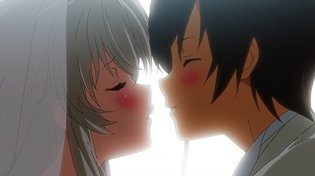 [Video] Nyaruko and Mahiro Finally Get Married?!