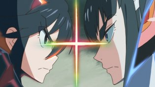 A Look Back at the Anime of Fall 2013! Review of Kill la Kill Episodes 1-3