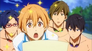 "*Free! - Iwatobi Swim Club* Episode 5 Recap: ""Trial in the Open Water!"""