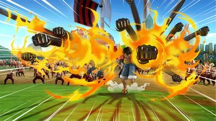 First *One Piece* Game Coming to the PlayStation 4 - *One Piece: Pirate Warriors 3*