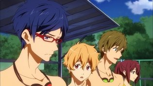 "*Free! - Iwatobi Swim Club* Episode 10 Recap: ""Irritated Heart Rate!"""