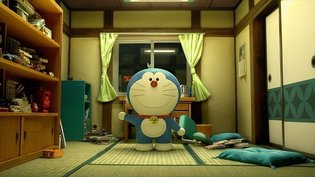 Doraemon to Talk in English at Tokyo International Film Festival, English Dubbed Version of *Stand By Me Doraemon* to Be Screened