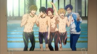 "*Free! - Iwatobi Swim Club* Episode 12 Recap: ""Distant Free!"""