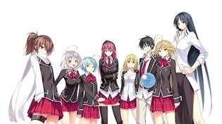 TV Anime *Trinity Seven* to Broadcast This Fall, Seven Girls Manipulate the Seven Deadly Sins
