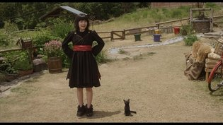 Minako Kotobuki to Play Jiji in Upcoming Live-Action Film Adaptation of Kiki's Delivery Service, Two Screenshots Featuring Kiki Also Debut