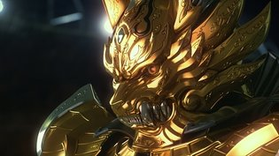 Trailer Released for 'Garo: Gold Storm Sho,' Features Ryuga's Gold Armor Form