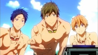 "*Free! - Iwatobi Swim Club* Episode 9 Recap: ""Hesitant Loosen Up!"""
