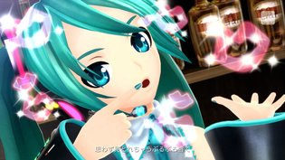 PS Vita/PS3 *Hatsune Miku: Project Diva F 2nd* Extra Data Vol. 7 Hits PS Store!