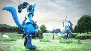 A Pokémon Battle for the 20-Somethings: *Pokkén Tournament* Set for a 2015 Arcade Release