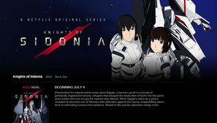 *Knights of Sidonia* Finally Coming to Europe and North America, Distribution to Begin on Netflix
