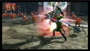 Wii U Game Hyrule Warriors to Release in Summer 2014 Announced on Nintendo Direct