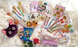 *Sailor Moon* Stationary to Go on Sale This Winter!