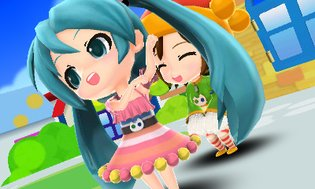 "Songs and Costumes Revealed for 3DS Game ""Hatsune Miku: Project Mirai 2"""