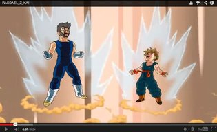 Dad, This is Amazing! Brazilian Dad Creates Stunning *Dragon Ball* Fan Anime for His Son