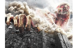 "Theme Songs Decided for Live-Action Movie ""Attack on Titan""!"