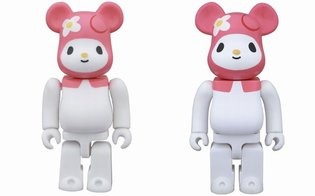 """My Melody, Have You Become a BE@RBRICK?"" Introducing a Collaboration Between My Melody and BE@RBRICK"