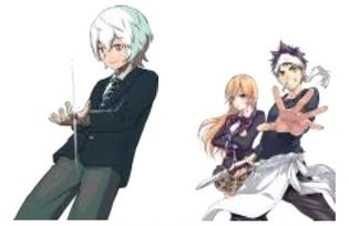 Shonen Jump Still Image MAD Contest Themed After Shokugeki no Soma and World Trigger Begins on Niconico