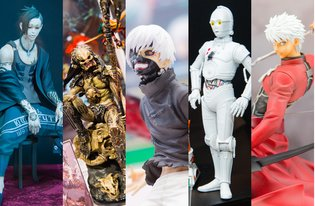 WonFes 2015 Summer Photo Collection! Part 1: Cool & Comical Edition