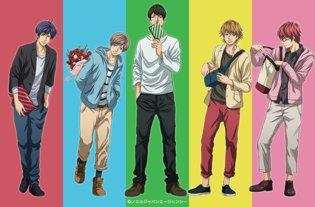 TV Anime *Shonen Hollywood* to Begin in July, Anime to Take Place 15 Years After Novel