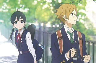 *Tamako Market* Theatrical Sequel *Tamako Love Story* to Be Released This Spring