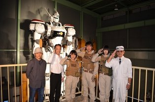 Live-Action *Patlabor* - 12-Episode Mini-Series Greenlit for 2014 and Movie to Release in 2015