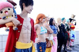 *One Piece* Theme Park to Open in Tokyo Tower in Spring 2015, Amuse to Launch New Company