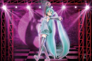 "Hatsune Miku Dancing on Your Palm?! What Is This Wondrous New Technology Called ""Hako Vision""?"