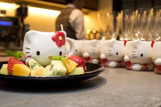 The Theatre Coffee × Hello Kitty Limited Time Cafe Opens!