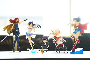 Figure Manufacturer Kotobukiya: Ushering in a New Era of Figure Production [3/3]